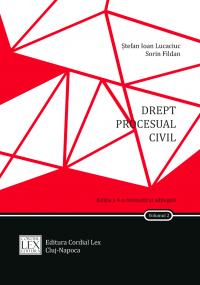 Drept procesual civil. Vol. 2